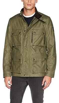 Belstaff Men's Trialmaster 2015 Man Jacket,(Manufacturer Size: 52)