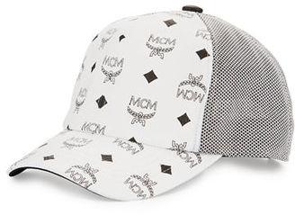 MCM Visetos Baseball Cap $260 thestylecure.com