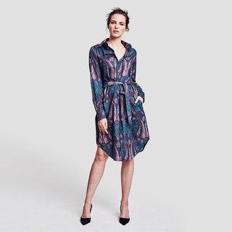 Darcina Paisley Dress $345 thestylecure.com