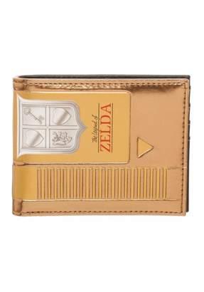 Bioworld Nintendo Zelda Cartridge Bi-Fold Wallet