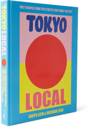 Abrams Tokyo Local: Cult Recipes From The Streets That Make The City Hardcover Book