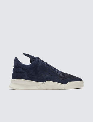 Filling Pieces Low Top Ghost Gradient Perforated