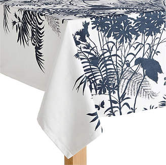 Selamat Floral Tablecloth - Blue