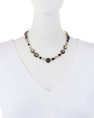 "Ippolita Rock Candy® Black Tie Strand Necklace, 16.5""L"