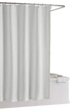 Kassatex Paloma Cotton Shower Curtain