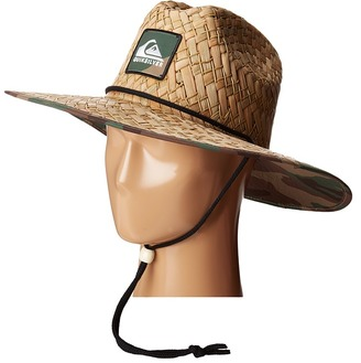 Quiksilver - Outsider Lifeguard Hat Traditional Hats $24 thestylecure.com