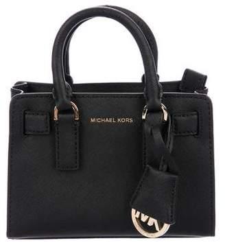 MICHAEL Michael Kors Dillon Mini Leather Crossbody Bag