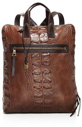 John Varvatos Mojo Converter Bag $1,498 thestylecure.com