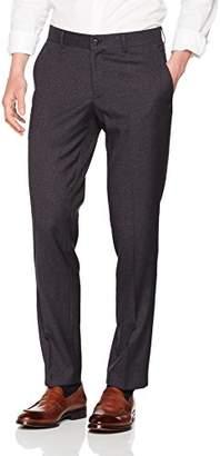 Esprit Men's Premium 037EO2B016 Suit Trousers, Black, (Manufacturer Size: 52)