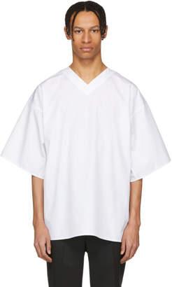 Jil Sander White Pietra Shirt