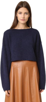 Elizabeth and James Vann Crop Sweater $275 thestylecure.com