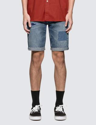 Levi's Furor 511 Slim Cutoff Denim Shorts