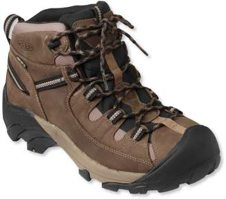 L.L. Bean L.L.Bean Men's Keen Targhee II Waterproof Hiking Boots