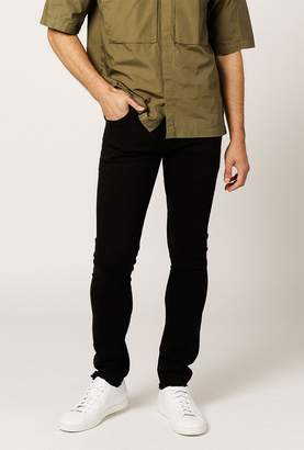 A Gold E Agolde Splinter Tapered Skinny Jean