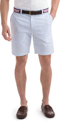 Vineyard Vines 9 Inch Seersucker Stripe Breaker Shorts