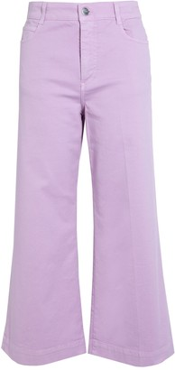 Stella McCartney Denim pants - Item 42698469PA