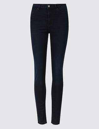 Marks and Spencer Sculpt & Lift Mid Rise Skinny Leg Jeans