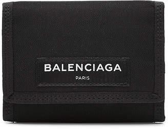 Balenciaga Fabric Wallet