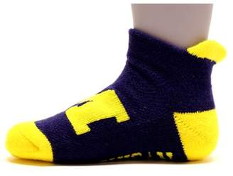 Donegal Bay Michigan Wolverines Youth Footie Sock