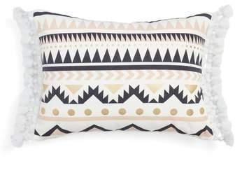 Geo Print Pillow