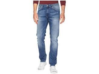 Mavi Jeans Jake Regular Rise Slim in Indigo Ripped Chelsea