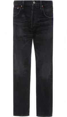Citizens of Humanity Rowan Cropped Slim-Leg Jeans