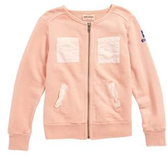 Bobo Choses Organic Cotton Zip Jacket
