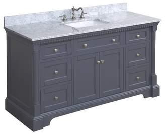 "KBC Sydney 60"" Single Bathroom Vanity Set Base"