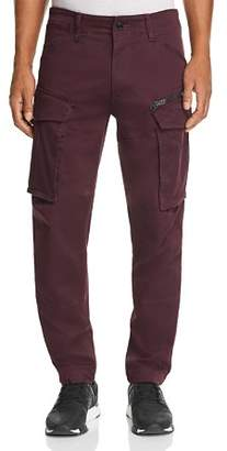 G Star Rovic 3D Straight Tapered Cargo Pants