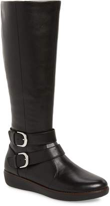 FitFlop Noemi Double Buckle Knee High Boot
