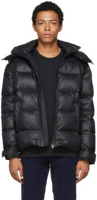 Diesel Black W-Smith Down Jacket
