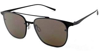 Pepper's Trance Polarized Oval Sunglasses