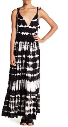 Tiare Hawaii Geo Maxi Dress