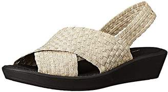 Steve Madden STEVEN by Women's Dutchez Wedge Sandal