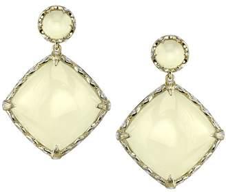 Sylvie 14k Yellow Gold Earrings