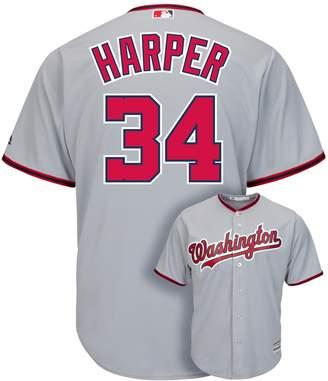 Majestic Men's Washington Nationals Bryce Harper Cool Base Replica MLB Jersey