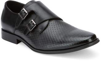 X-Ray Xray Barbaro Men's Monk Strap Dress Shoes