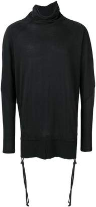 Andrea Ya'aqov turtleneck long sleeve top