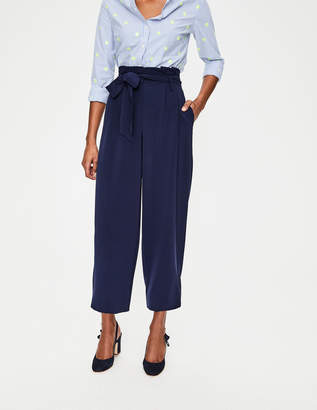Boden Paperbag Crop Pants