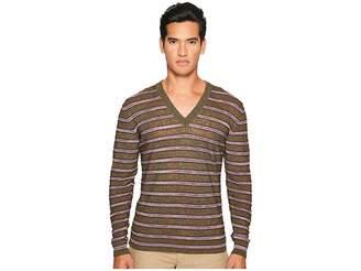 Missoni Striped Linen Sweater Men's Sweater