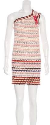 Missoni Wool & Silk-Blend Dress