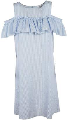Blugirl Pinstriped Dress