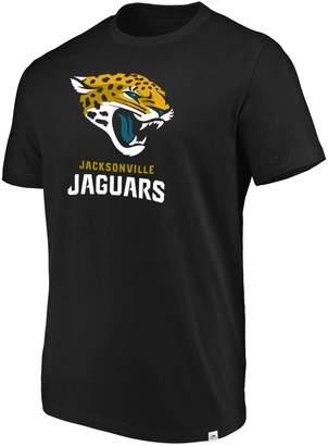 Majestic Men's Jacksonville Jaguars Flex Logo Tee