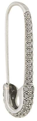 Anita Ko Safety Pin earring