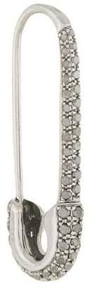 Anita Ko Safety Pin earring