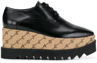 Stella McCartney monogram Elyse shoes