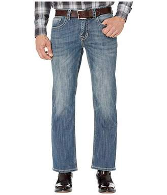 Rock and Roll Cowboy Reflex Pistol Jeans in Dark Wash M0P1074