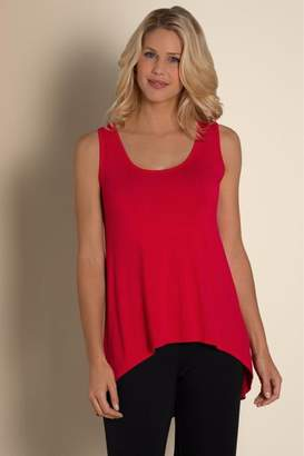 Soft Surroundings Moves with You Bamboo Tunic