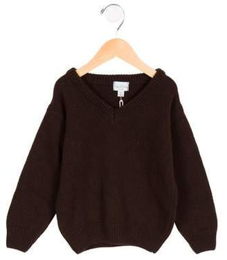 Papo d'Anjo Boys' V-Neck Sweater