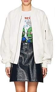 Fiorucci Women's The Lou Bomber Jacket - White